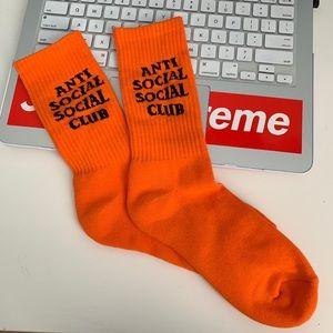 Anti Social Social Club Socks